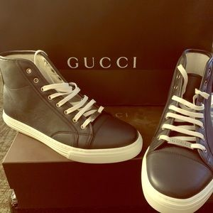 Gucci Mens Sneakers sz12.5